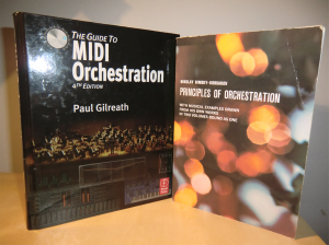 MIDI Orchestration och Principles of Orchestration