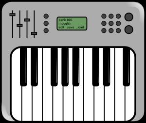 Elektronisk musik - synthesizer