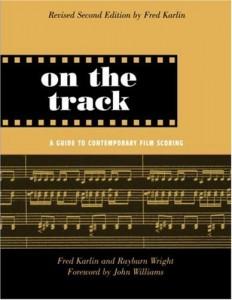 Filmmusik att lyssna till - bok, On the Track