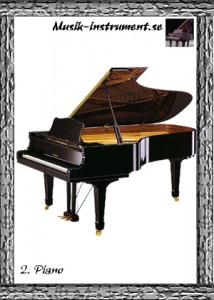 Pianot, bild från Musik-instrument.se