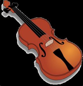 Soloinstrument - fiol