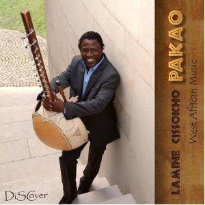 """Lamine Cissokho på omslaget till nya albumet """"Pakao"""""""