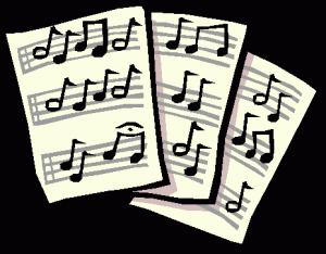Skriva ackord till låtar