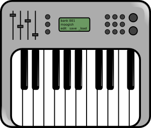 Elektronisk musik - synthesizer